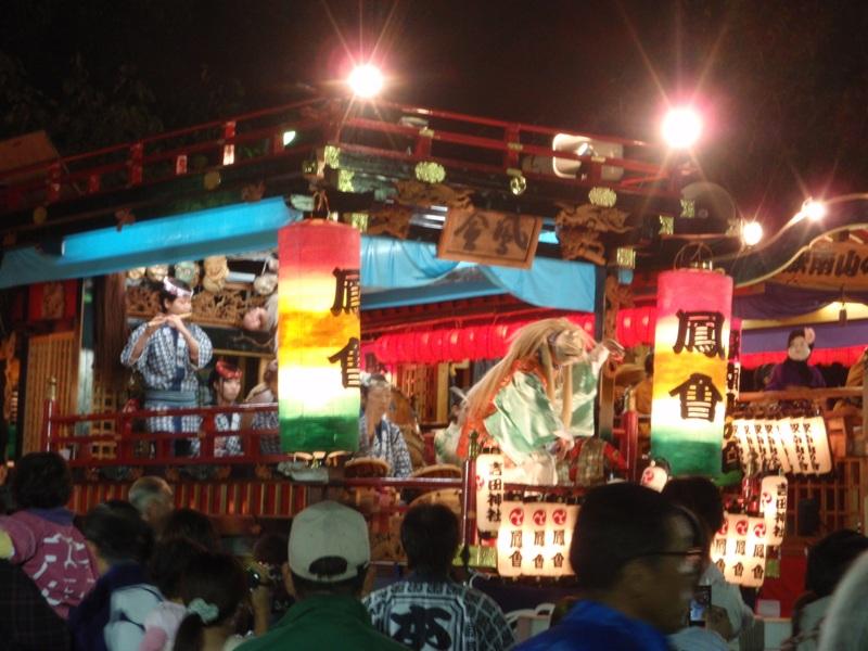 平成24年10月 秋季例大祭(例大祭)
