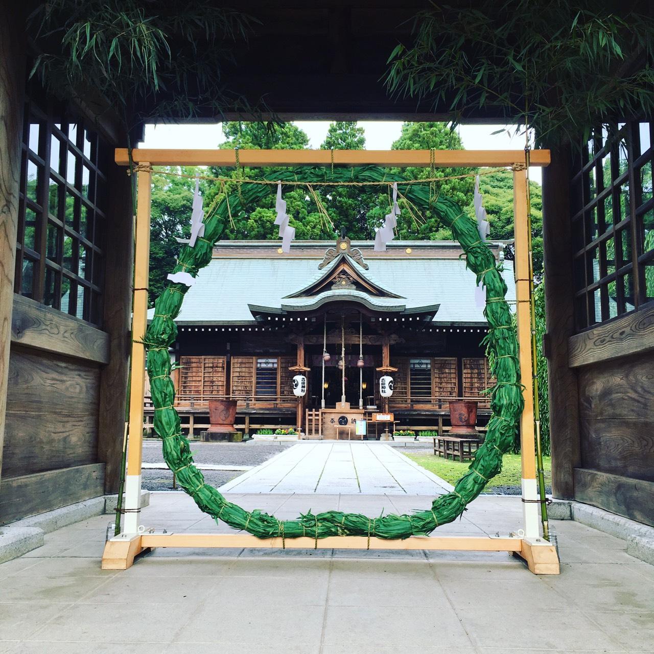 2018年(平成30年)7月 夏越の大祓式