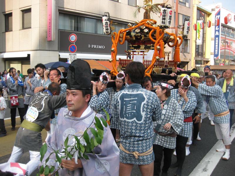2018年(平成30年)8月 黄門祭り