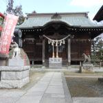 銭谷稲生神社
