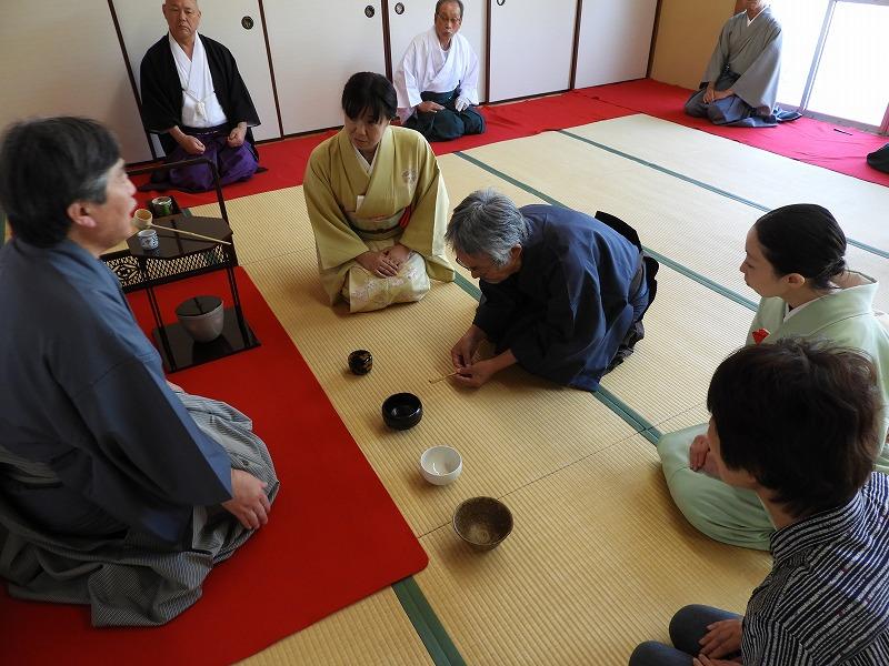 令和元年5月 天皇陛下御即位奉祝茶会