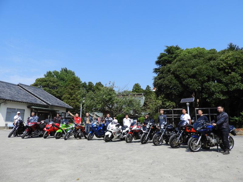 吉田神社参拝とツーリングのご案内